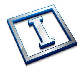 I-alphabet symbol