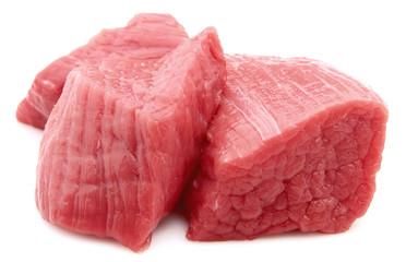 Crude meat