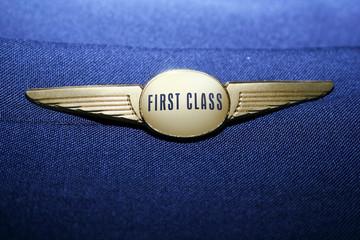 Abzeichen - First Class