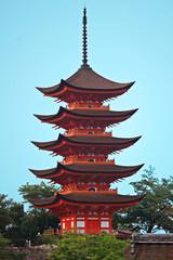 pagoda giapponese
