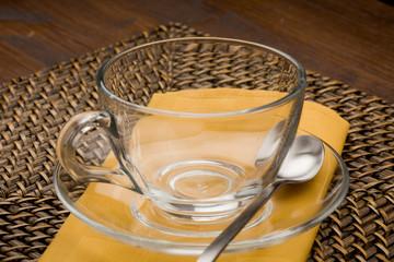 Tazza da Tè in vetro