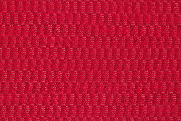 abstract red cloth