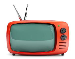 Retro 16/9 Television set