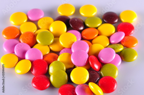colorful bonbon candies