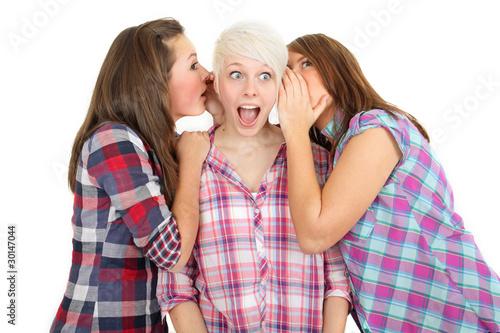 Freundinnen unter sich