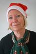 Ältere Weihnachtsfrau 9