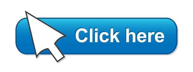 CLICK HERE Web Button (internet connection mouse cursor go blue)