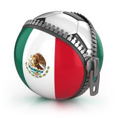 Mexico football nation