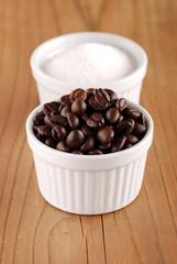 caffè e zucchero due