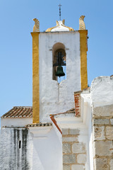 old tower with bell
