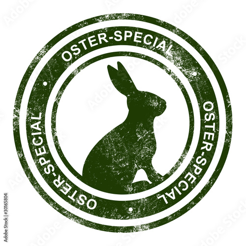 Stempel Oster-Special