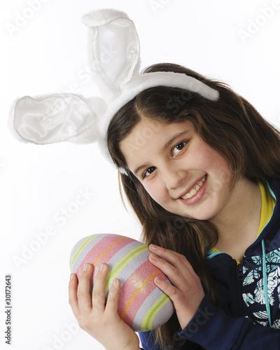 Preteen Bunny