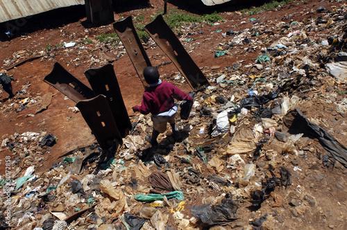 Fotobehang Droogte Africa