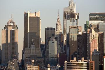 NY Day Skyline Detail