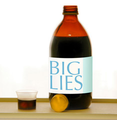 big lies syrup