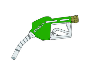 Benzina verde