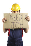 unemployed worker poster