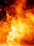 Fototapety inferno