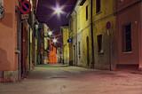 Fototapety dark alley