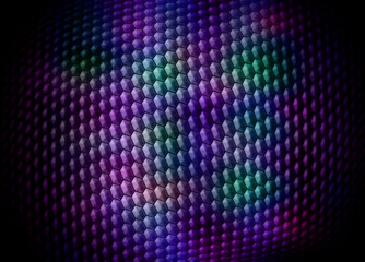 colored digital snakeskin abstract background