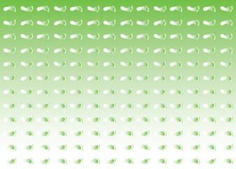 print pied vert