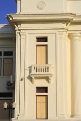 Palace balcony