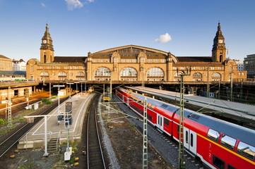 Hamburger Hauptbahnhof, Westseite