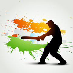cricket background