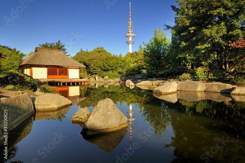 Japanisches Teehaus, Planten un Blomen, Hamburg