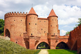 Barbican - Fortified medieval outpost - Warsaw  / Poland - 30208860
