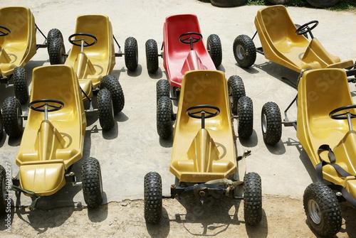 Karting  car