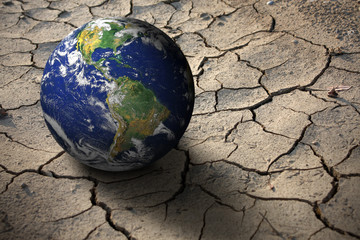 Drought on Earth