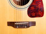 Guitar string poster