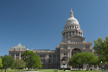 Capitol of Austin