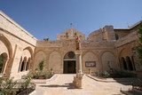 Church of St. Catherine, Bethlehem, Palestine, Israel