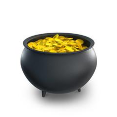 Pot full of gold