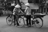 Fototapeta Wietnam - azja - Rower