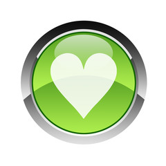 3d Icon Heart