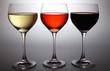trois verres de vin