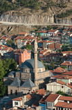 Mosque Mevlana In Afyon, Turkey poster