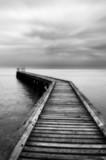 Fototapeta zaawansowane - pomost - Wybrzeże