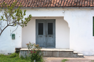 Oriental Doorway