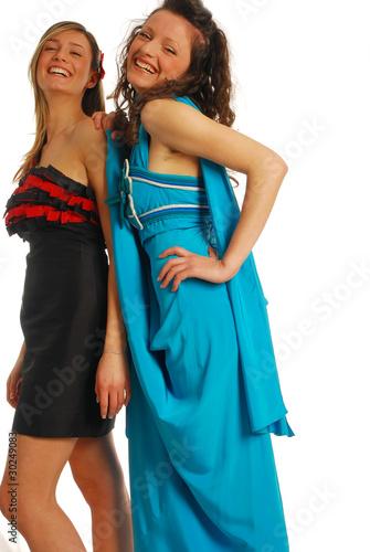 Modelle alla sfilata di moda