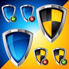 Internet Security Shield Set