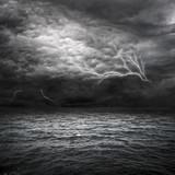 Fototapety Atlantic Ocean Storm