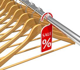 Wear sale discount concept