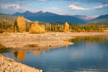 Lake Dillon, Colorado Mountain Lake