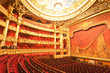 the interior of grand Opera in Paris - 30257289