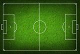 soccer field.