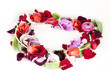 Ein Herz aus Blumen für dich!